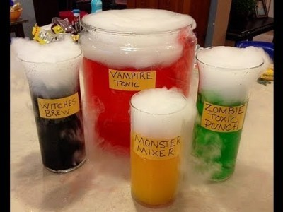 Diy Fun Halloween Smoky Drinks Wife On The Go